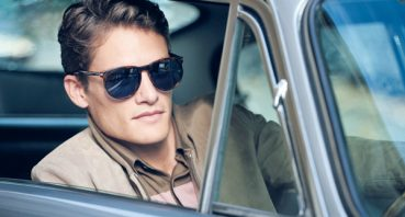 Dunhill Launches Gentlemen's S/S'16 Eyewear Collection
