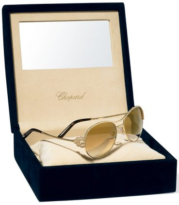 Chopard Eyewear's Special Edition for the Cannes 2016