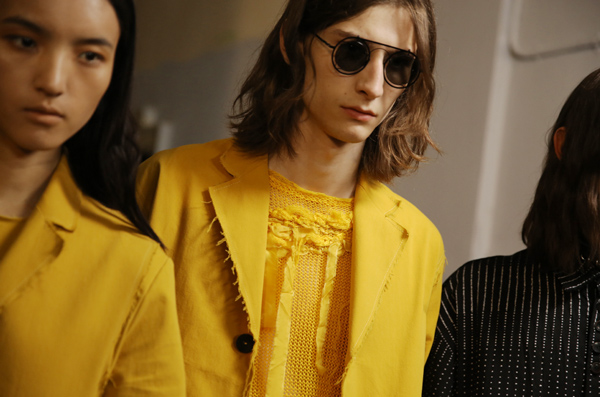 MYKITA / DAMIR DOMA: SIRU On The Runway