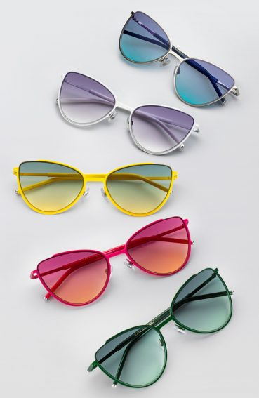 Latest Eyewear Collection By Marc Jacobs Influenced By the 70s and 80s