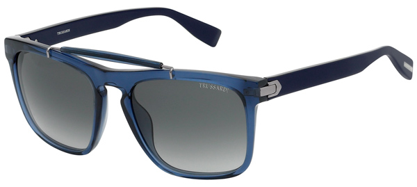Trussardi Makes Its Grand Debut In The Eyewear World