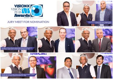 Power Talk With Jury Members Of The Vision-X VP Awards 2016