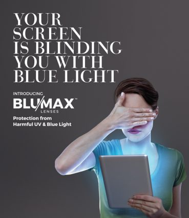 Blumax- New age lenses for better vision protection