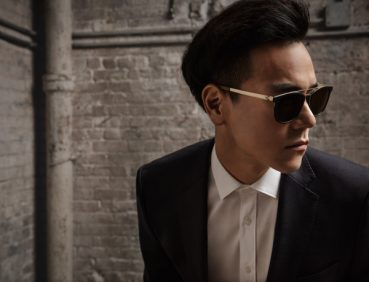 Boss Eyewear Announces Campaign With Eddie Peng