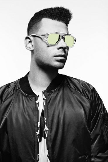G-Star Raw X Afrojack Release Limited Edition Sunglasses
