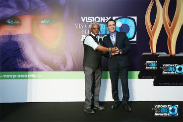 Bausch+Lomb Wins At Vision-X VP Awards 2016