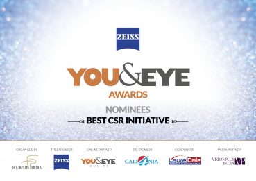 Top CSR Initiative Entries Received In ZEISS 'YOUANDEYE' AWARDS, 2016