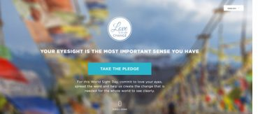 Essilor Launches An International Campaign To Educate People