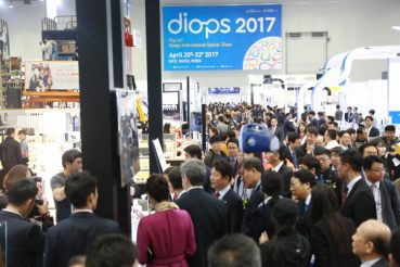 DIOPS Strengthens The Basis Of Market Diversification