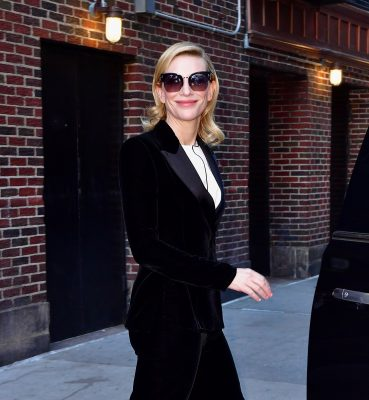 Gorgeous Cate Blanchett In Tom Ford!