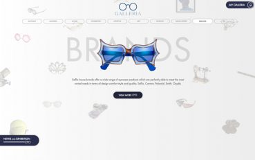 The Newest Digital Eyewear Museum By Safilo