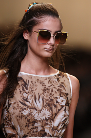 Can You Look Away From The Fendi Can Eye Sunglasses?