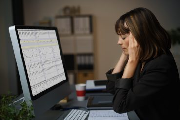 Eye Strain Caused From Digital Instruments: How To Handle?