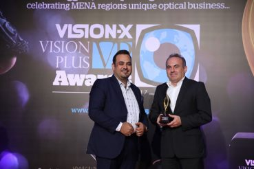 VXVP Awards 2017: Safilo Bags An Award For The Best New Spectacle Frame (Niche)!