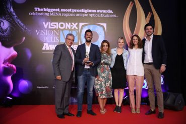 VXVP Awards 2017: Three Times The Pride For Luxottica!