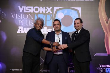 VXVP Awards 2017: Twice A Winning Moment For Vision & Fashion!
