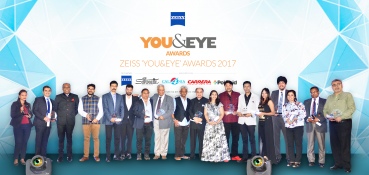 ZEISS 'YOU&EYE' AWARDS 2017: Three Cheers For The Winners!