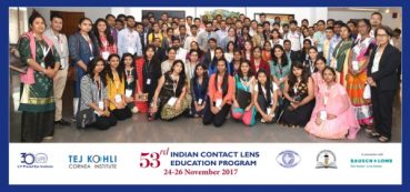 LVPEI Hosts 53rd Indian Contact Lens Education Program (ICLEP)