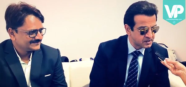 Bollywood Actor, Ronit Roy In Conversation With VisionPlus!