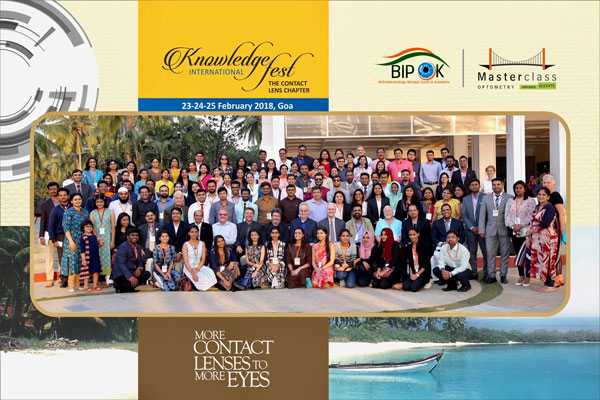 Masterclass Optometry At Knowledge Fest International, 2018