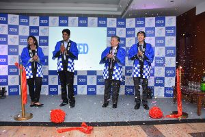 SEED 1Day Pure Series Launch In India