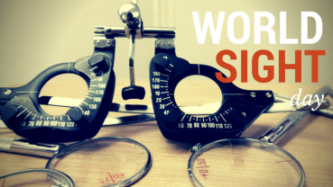 World Sight Day – 11th Oct 2018