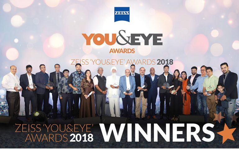 ZEISS 'YOU&EYE' AWARDS 2018 – AN EVENT TO REMEMBER!