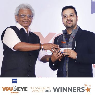 DGT Opticians, Mumbai Wins Best Eyewear Retailer – Boutique Store (Metros) in ZEISS 'YOU&EYE' AWARDS 2018