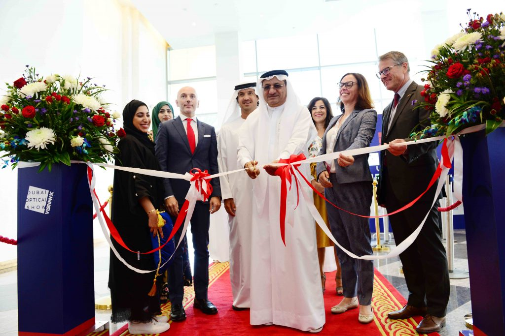 Dubai Optical Show – Delivered In Style!