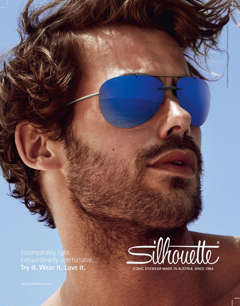 Silhouette Style Shades Transform From Eyewear To Sunglass In Seconds!