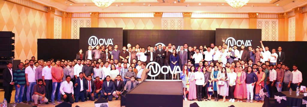 Nova Eyewear Unveils Its New Campaign With Jacqueline Fernandez in the  UAE