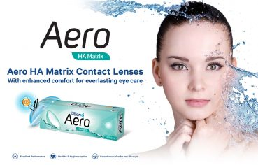 Synergy Vision Redefines Comfort Of Wearing Contact Lenses