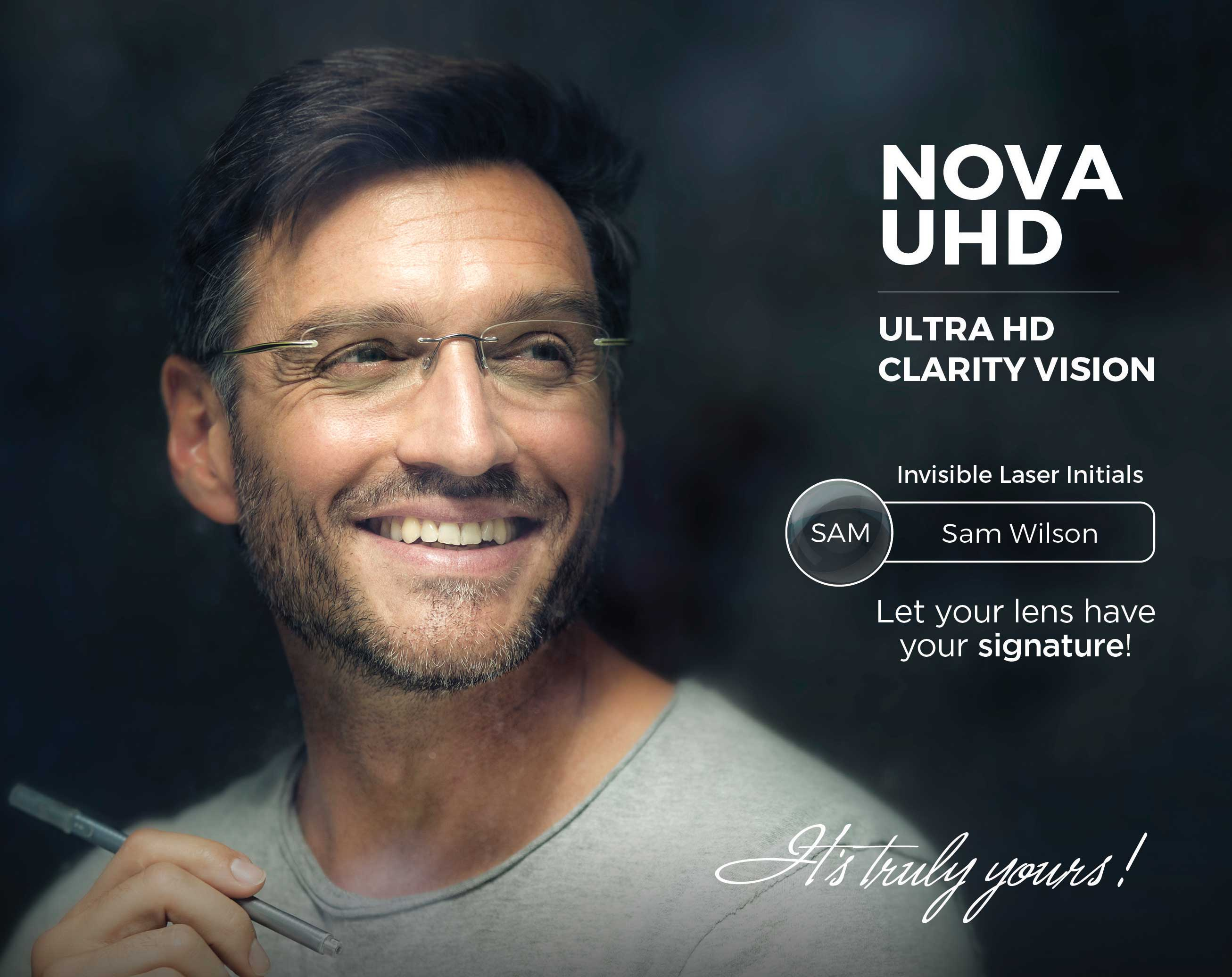 Nova UHD – Innovative Progressive Lens