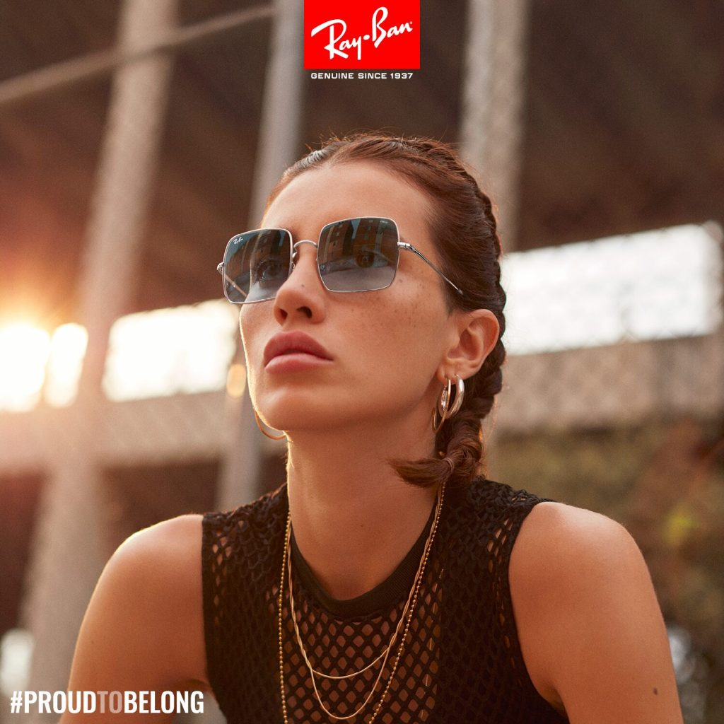 Ray-Ban: Never Settle For Ordinary
