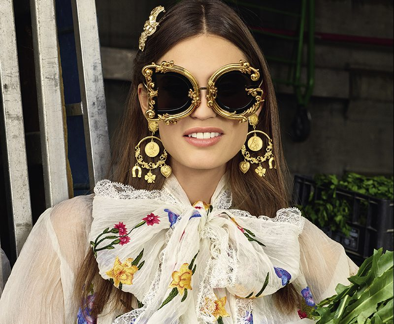 D&G Devotion Eyewear Collection