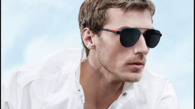 SS 2019 Prada Eyewear Collection For Men