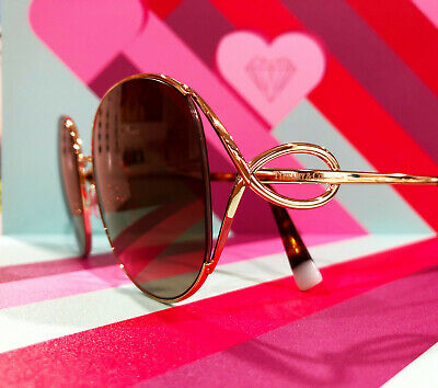 Tiffany & Co Launches New Eyewear Line Inspired By The Tiffany Infinity Jewellery Collection