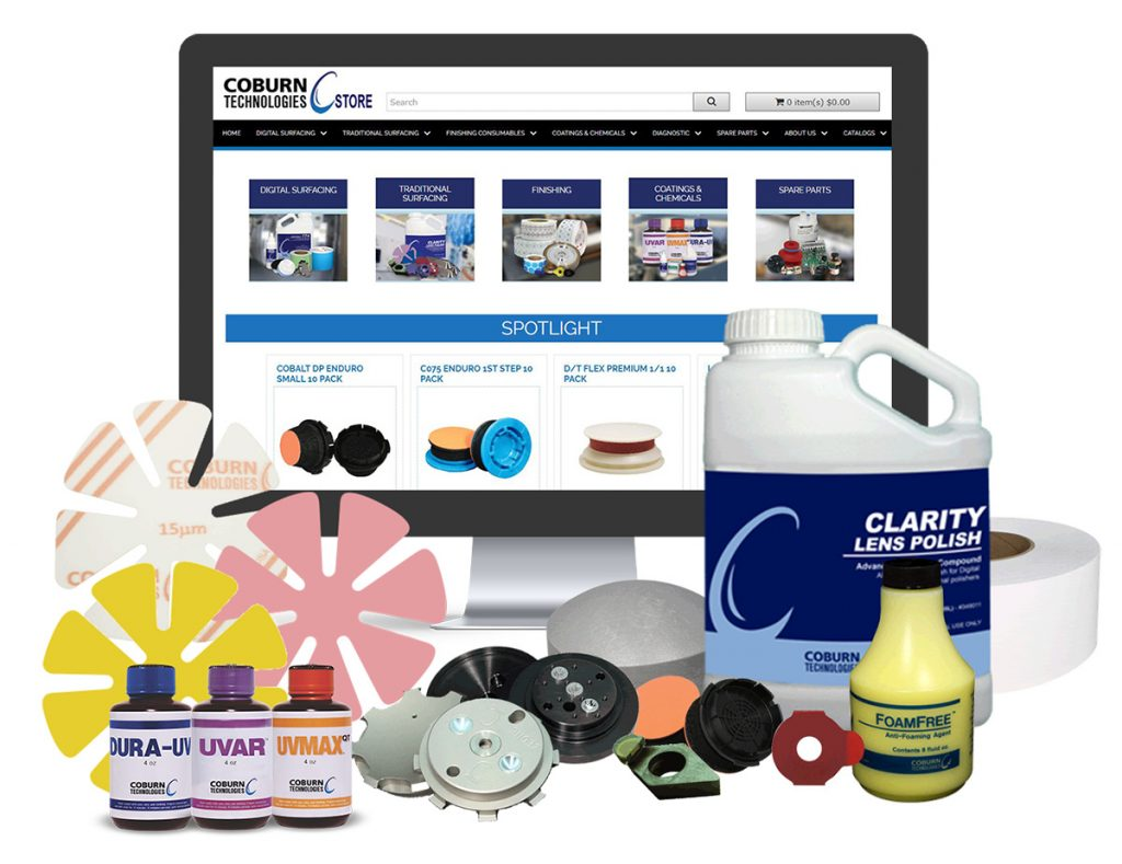 Coburn Technologies Launches Brand New Consumables E-Commerce Website