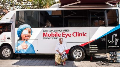 Restoring Sight And Preventing Blindness Of The Poor In Bali