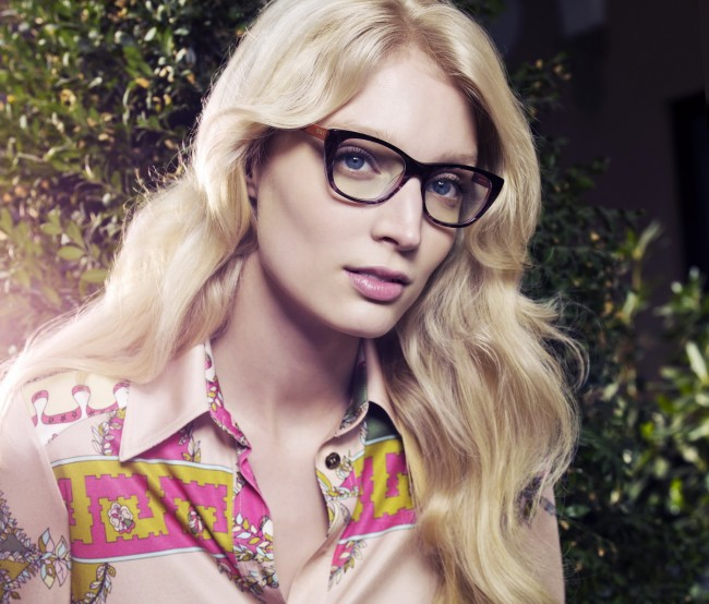 Emilio Pucci Eyewear Collection 2019