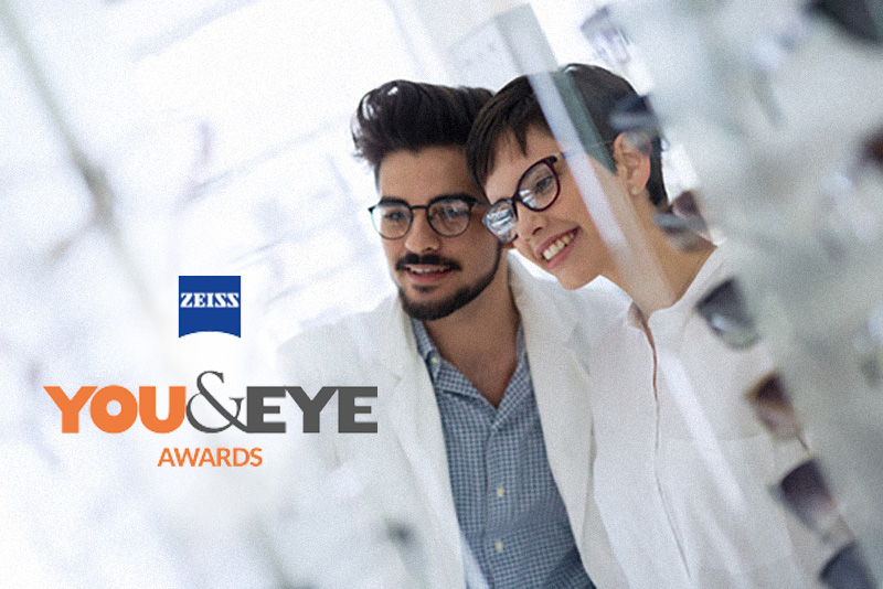 50% Growth In Opticians Registrations : ZEISS 'YOU&EYE' AWARDS 2019