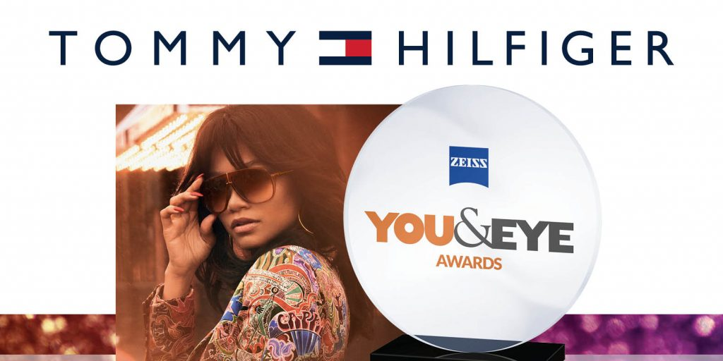 Tommy Hilfiger to Co-Partner ZEISS 'YOU&EYE' AWARDS 2019