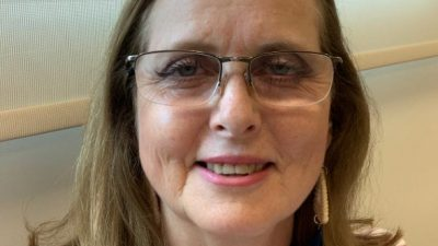 A Woman Gains Vision After Eye Stroke