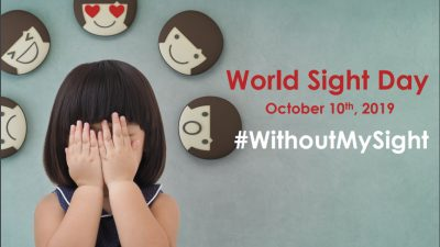 Westgroupe Announces #WithoutMySight Challenge For World Sight Day