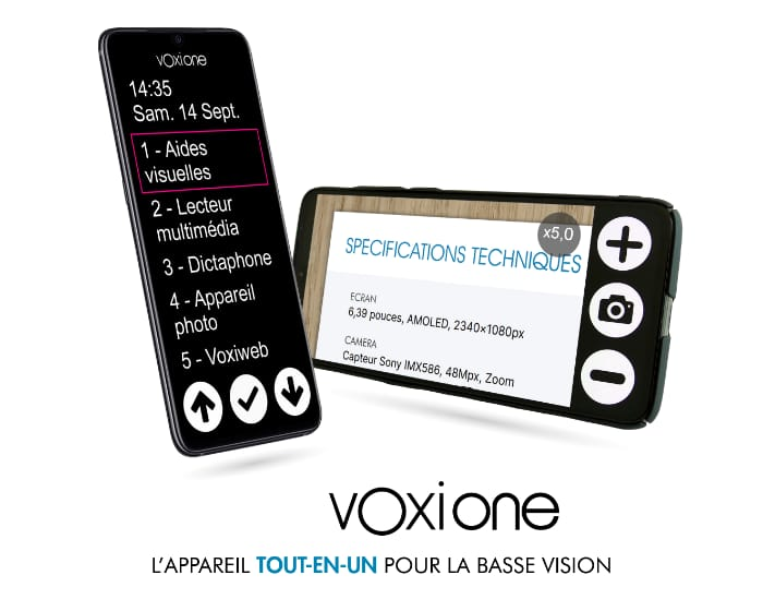 "Voxiweb With ""Voxione"""