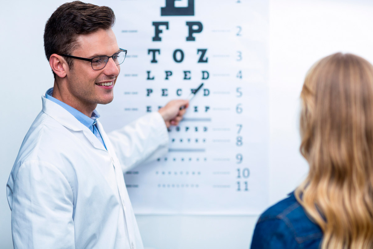 Get Regular Eye Check-Ups
