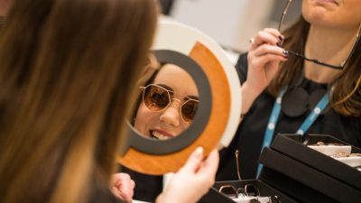 100% Optical Confirms More Brands For Its 'STUDIO AREA' Than Ever Before