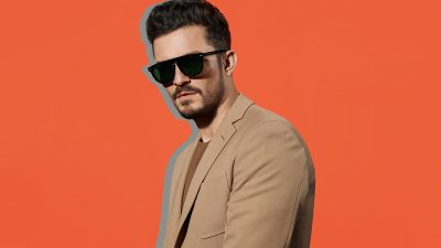 Boss Eyewear Announces Partnership With Orlando Bloom