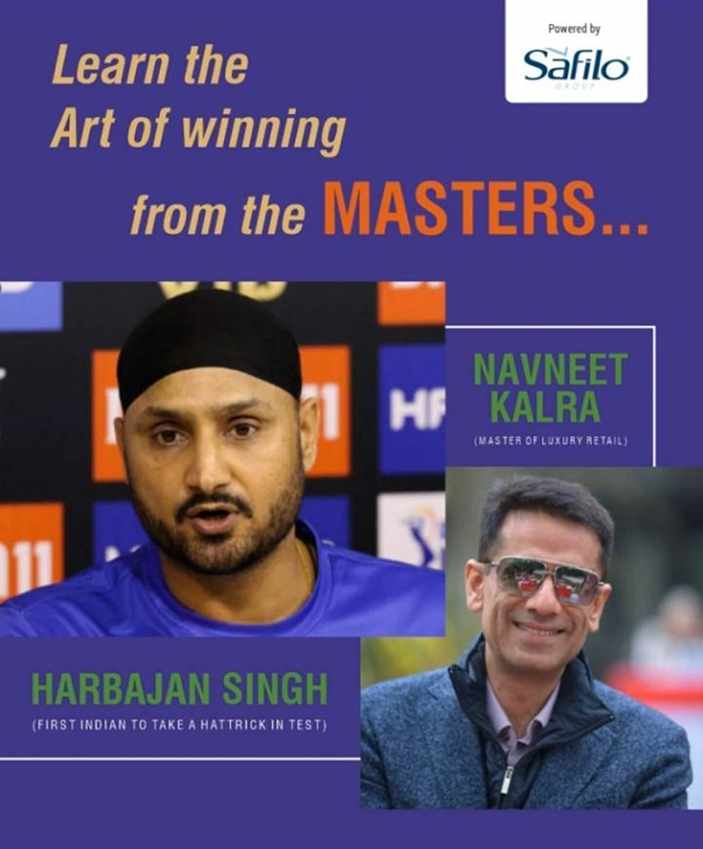 Learn the Art of Winning from the Masters-Webinar