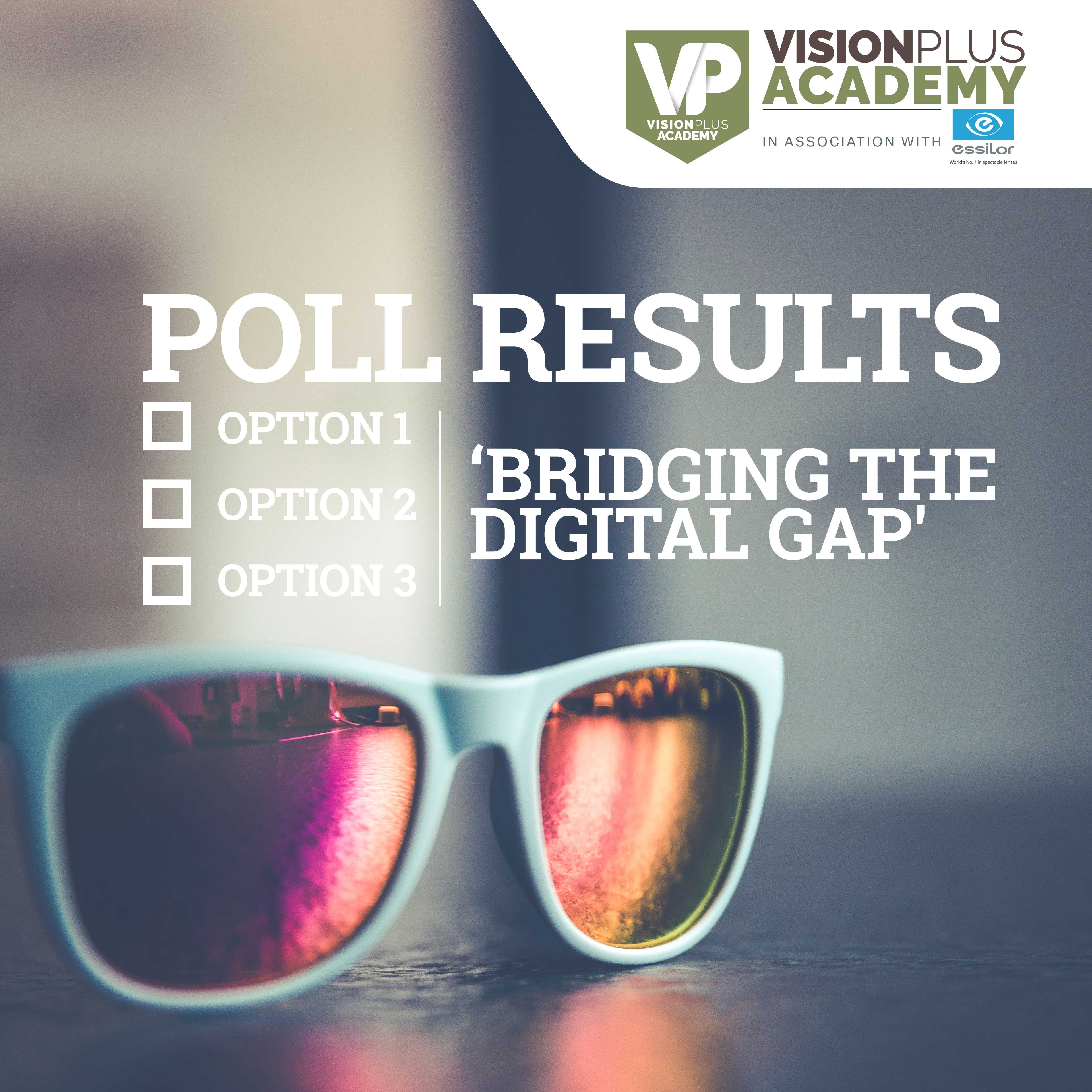 Poll Results From 'Bridging The Digital Gap' Webinar